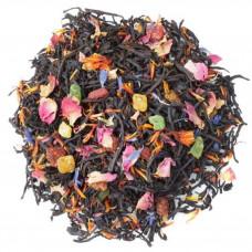 """Чай ароматизированный черный """"Персиковый фламбе"""""""