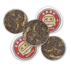 Чай Пуэр юйбин красного юньнаньского чая, 2010г (упаковка 250 грамм)