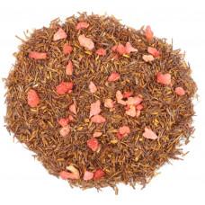Травяной чай ройбуш (ройбос) Земляника