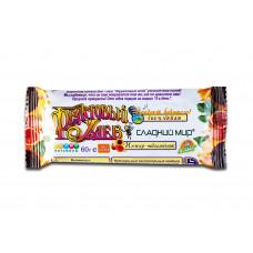 Фруктовый хлеб «Инжир-подсолнечник» без сахара