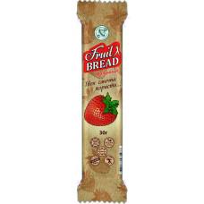 Фруктовый хлеб «Клубника» без сахара